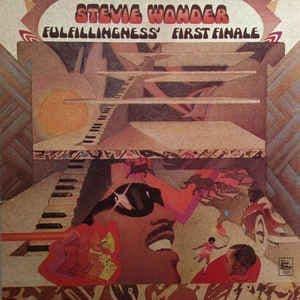 Stevie Wonder<br>Fulfillingness' First Finale